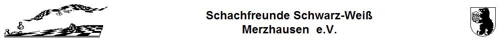 Schachfreunde Schwarz-Weiss Merzhausen